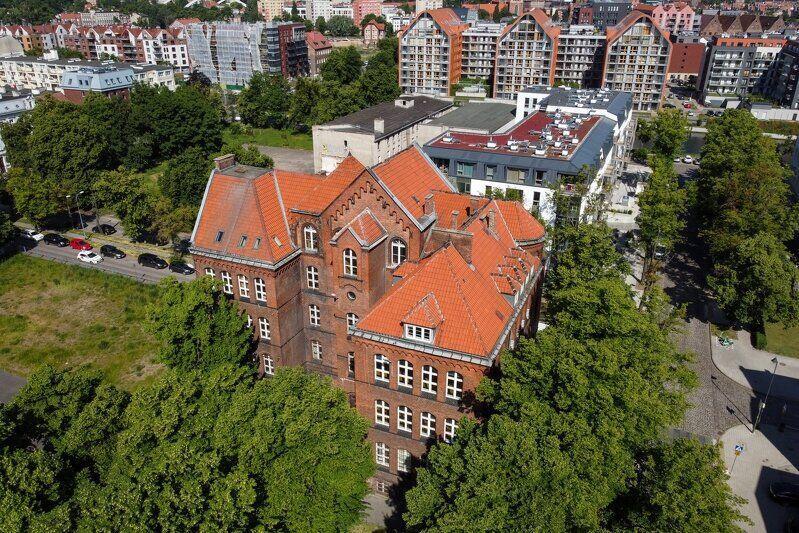 Dolne Miasto to część gdańskiej dzielnicy Śródmieście