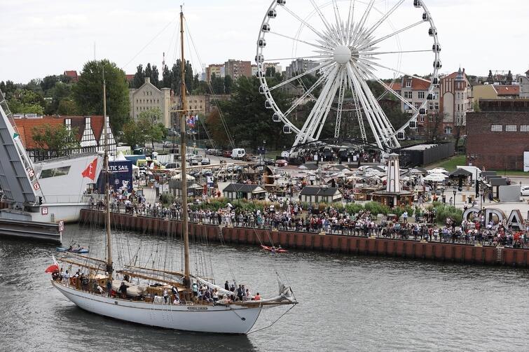 Baltic Sail organizowany jest w Gdańsku od 25 lat