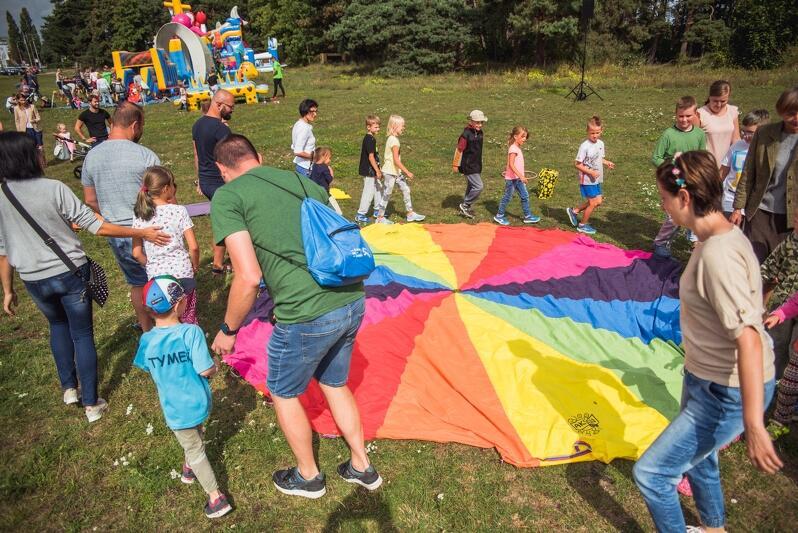 Park Reagana to jedno z najpiękniejszych miejsc w Gdańsku służące rekreacji. W sobotę odbędzie się tu Piknik Humanitarny - wydarzenie pełne atrakcji dla dużych i małych, w słusznej sprawie
