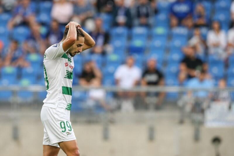 İlkay Durmuş był w Poznaniu jednym z lepszych zawodników Lechii, niestety gdańszczanie po raz pierwszy w tym sezonie ligowym zeszli z boiska jako pokonani
