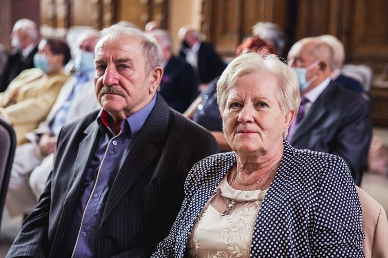 Zdaniem państwa Elżbiety i Kazimierza Łagodzińskich, by utrzymać długotrwały związek, niezbędna jest zgodność charakterów