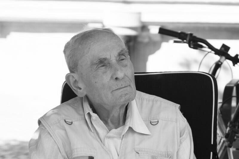 Ryszard Adamowicz (1928-2021)