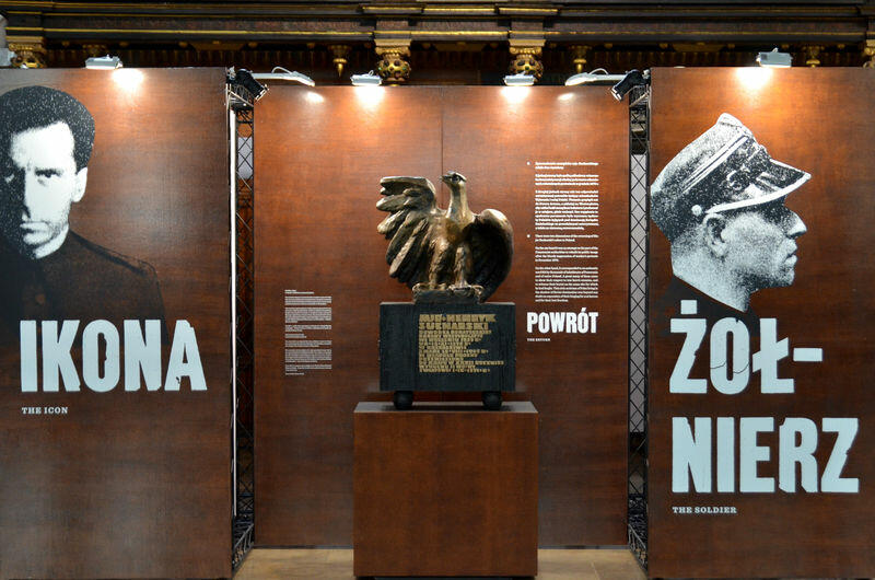 Sucharski. Oblicza to wystawa czasowa w Muzeum Gdańska poświęcona majorowi Henrykowi Sucharskiemu, dowódcy Westerplatte we wrześniu 1939 roku