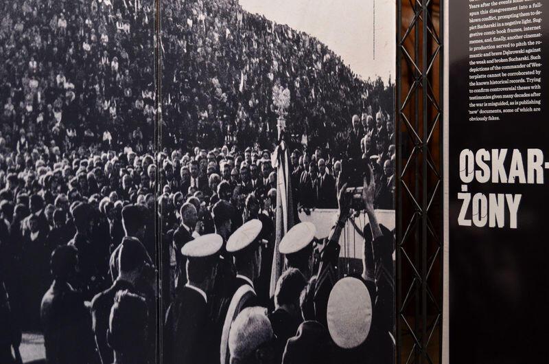 Prochy majora Sucharskiego przywieziono do Gdańska w 1971 roku