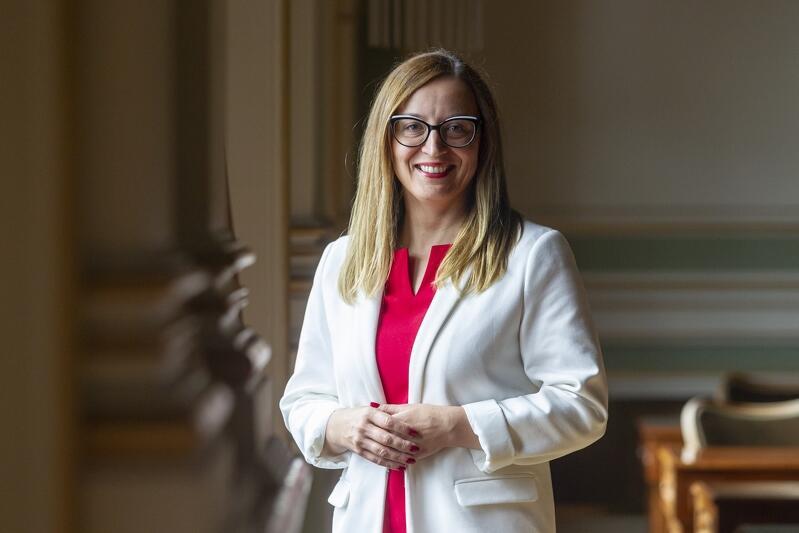 Przewodnicząca Rady Miasta Agnieszka Owczarczak od lat aktywnie wspiera festiwal Wilno w Gdańsku. Wydarzenie odbędzie się w dniach 3-5 września