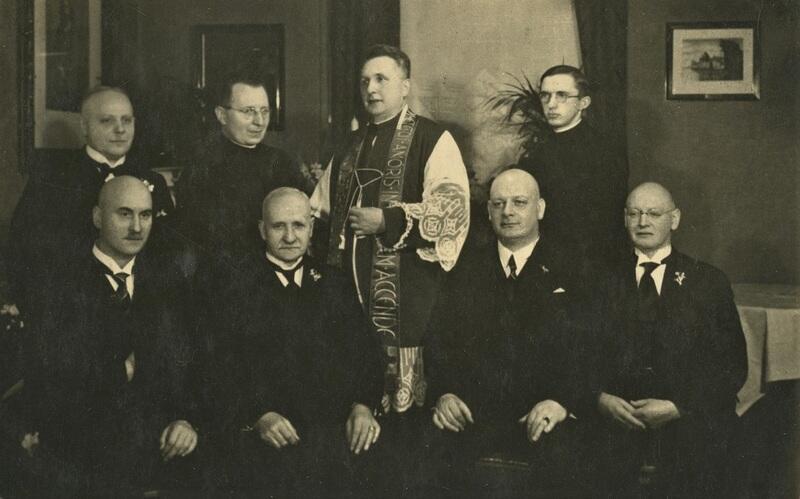 Ksiądz Magnus Bruski i rada parafialna
