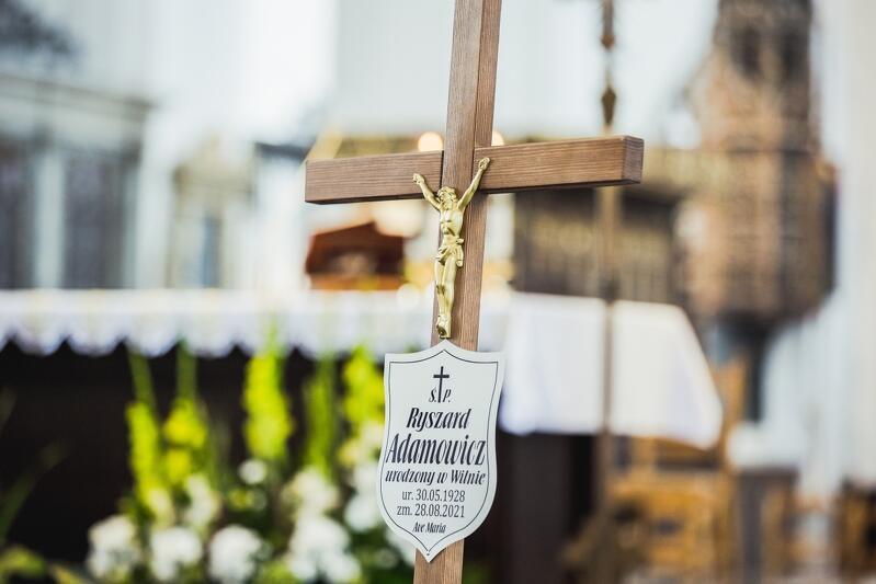 Msza św. została odprawiona w Bazylice Mariackiej