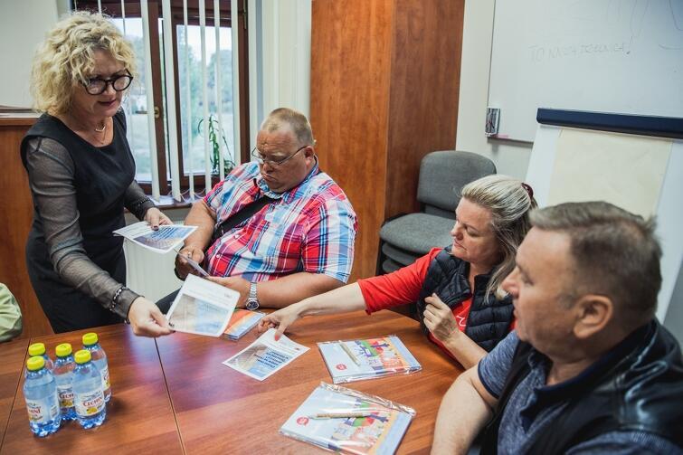 Radni dzielnicy Letnica, na czele z przewodniczącą Marzeną Kolmer, zachęcają mieszkańców przy każdej okazji do tego, by meldowali się w miejscu ich obecnego zamieszkania