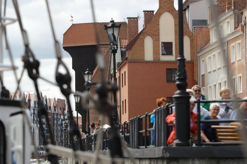 Miasto Gdańsk wystąpiło do rządowego funduszu Polski Ład o kwotę 35,4 mln zł na modernizację Długiego Pobrzeża i Rybackiego Pobrzeża