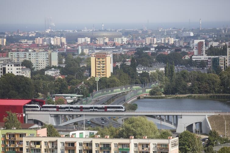 Inwestorzy doceniają w Trójmieście infrastrukturę transportową i połączenia kolejowe
