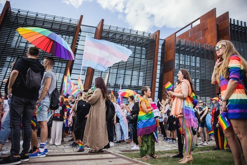 W sierpniu br. kilka tysięcy osób wzięło udział w Trójmiejskim Marszu Równości, który odbył się w Gdańsku