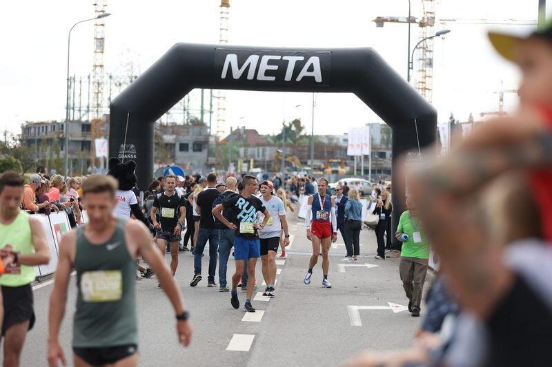 Do mety dotarło 1 260 uczestników 59. Biegu Westerplatte