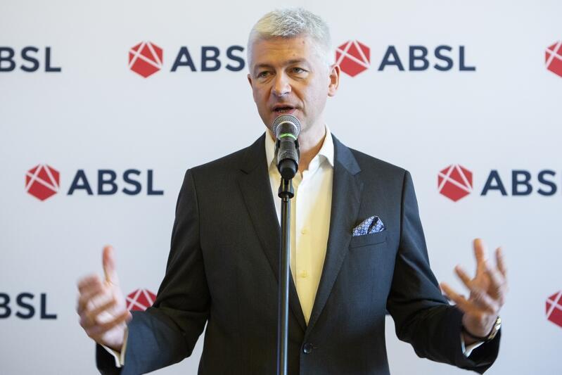 Janusz Dziurzyński, przewodniczący zarządu ABSL