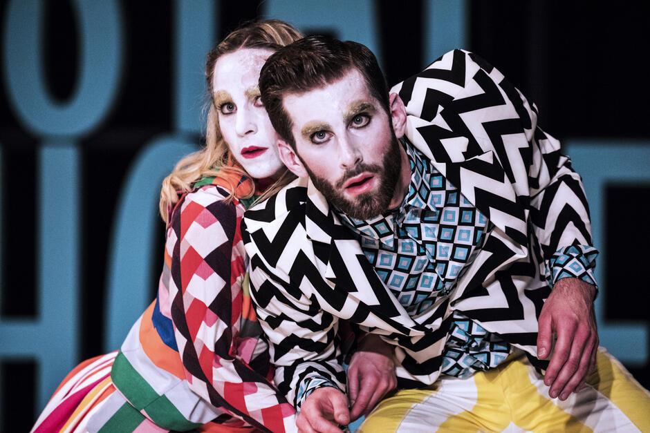 Zachwycający pracą z ciałem i elementami wizualnymi Zagreb Dance Company zakończy w środę, 15 września, Tydzień Chorwacki w Gdańskim Teatrze Szekspirowskim