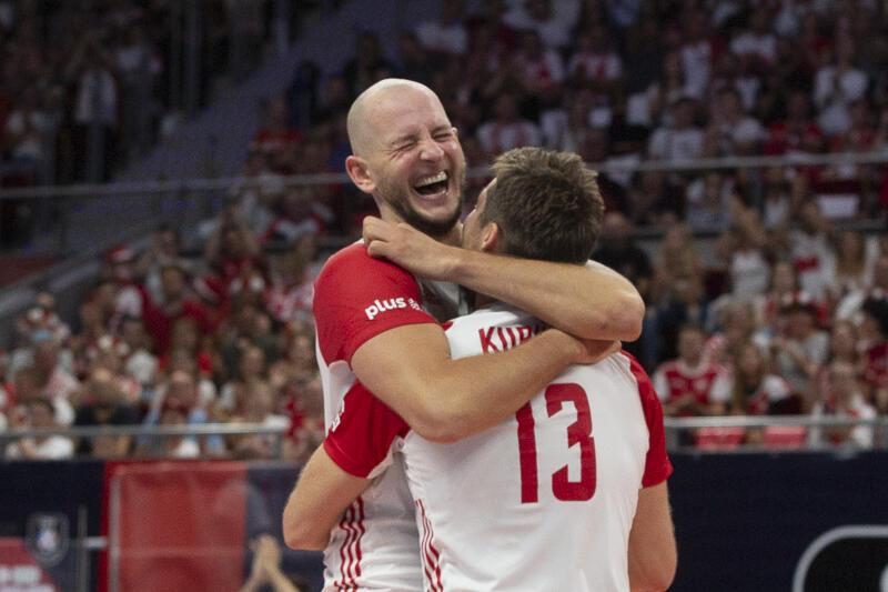 Bartosz Kurek i Michał Kubiak