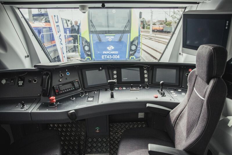 Podczas TRAKO można także zwiedzać wnętrza prezentowanych pojazdów