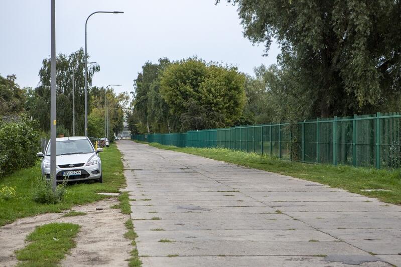 Na ul. Powstańców Wielkopolskich powstanie chodnik dla pieszych