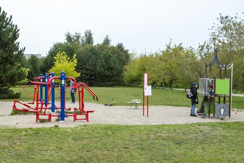 Rada Dzielnicy chce uatrakcyjnić Park Milenium
