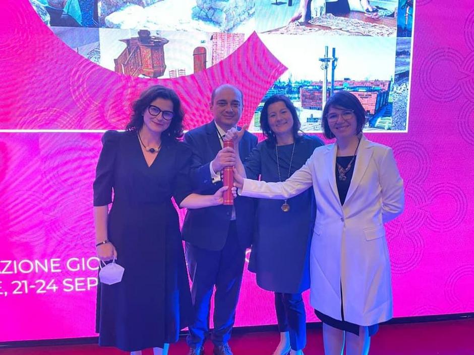 Uroczysta Gala Nagrody Dziedzictwa Europejskiego EUROPA NOSTRA 2021 w Wenecji