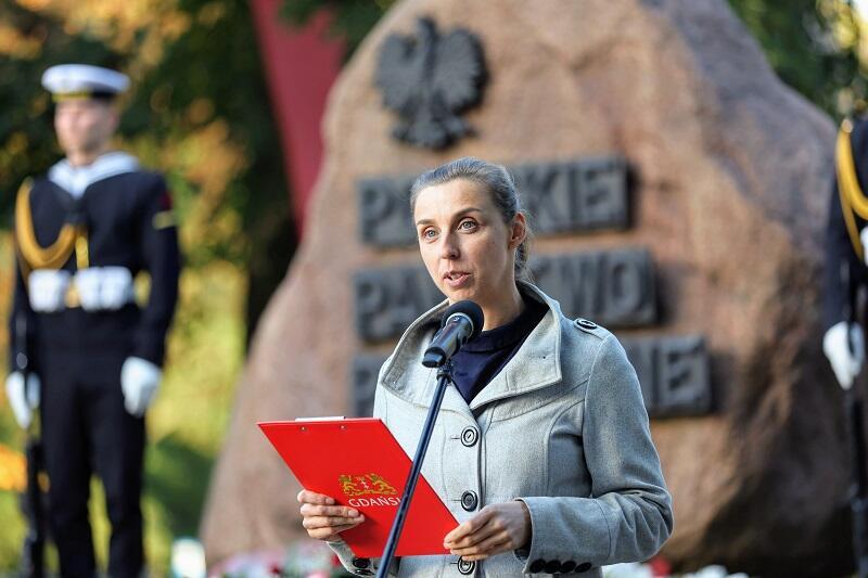 Monika Chabior zastępczyni prezydent Gdańska