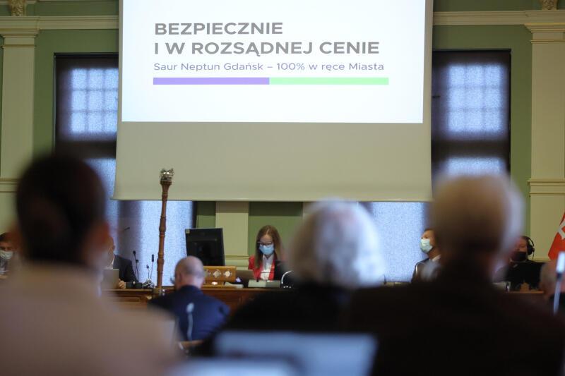 Za przyjęciem uchwały podczas czwartkowej sesji Rady Miasta Gdańska było dwudziestu dwóch radnych, dziesięciu przeciw, jedna osoba wstrzymała się od głosu