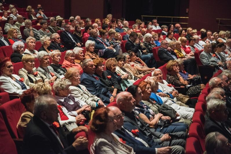 Koncert Weterana, odbędzie się w czwartek, 14 października, o godz. 17, w audytorium Europejskiego Centrum Solidarności