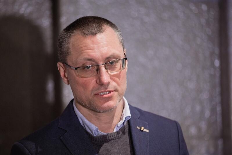 Dr Marcin Westphal, zastępca dyrektora NMM ds. merytorycznych