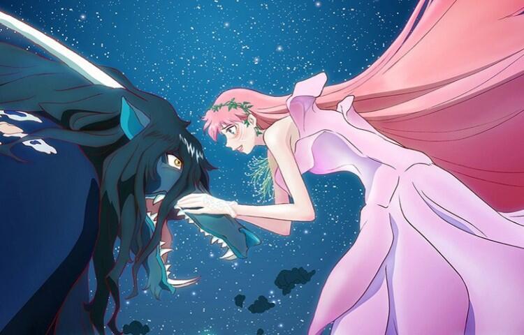 """""""Belle"""" japońskiego mistrza anime Mamoru Hosody, zobaczmy przedpremierowo. Film, w tym roku na festiwalu w Cannes, oklaskiwany był przez 14 minut"""