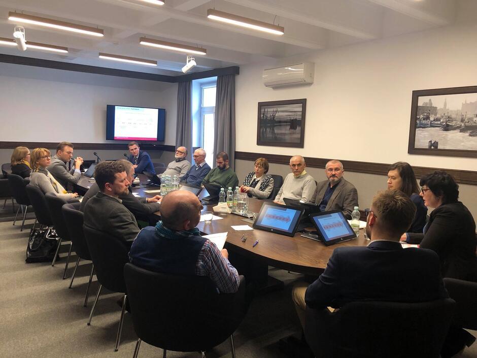 Spotkanie Rady Wielkiej Alei Lipowej odbyło się 5 marca