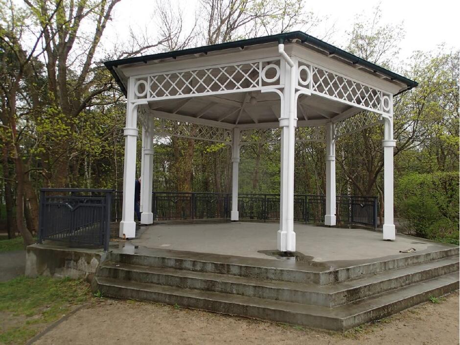 Altana w Parku Brzeźnieńskim zostanie poddana renowacji