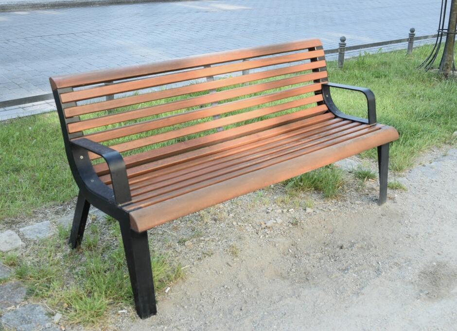 W marcu w Gdańsku zamontowanych zostanie 26 nowych ławek