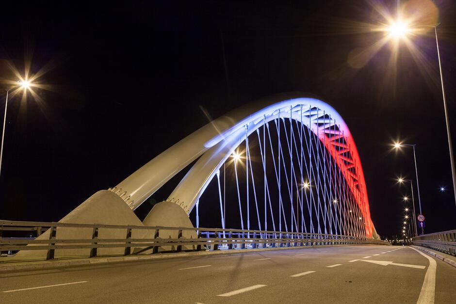 Wiadukt obok Stadionu Energa Gdańsk na ul. Uczniowskiej