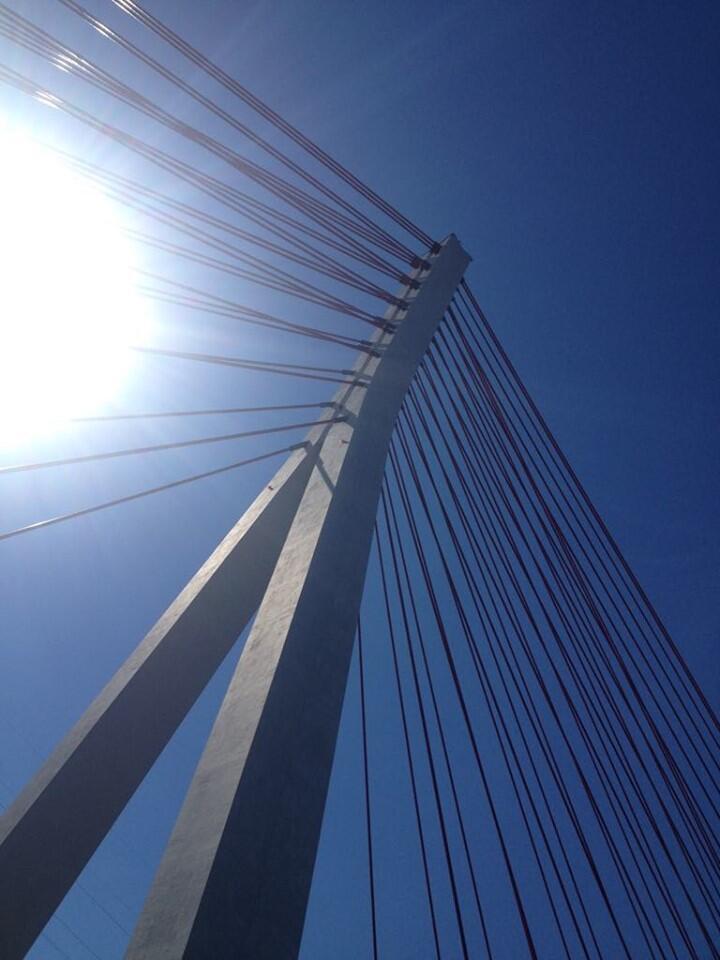 Olinowanie Mostu Wantowego
