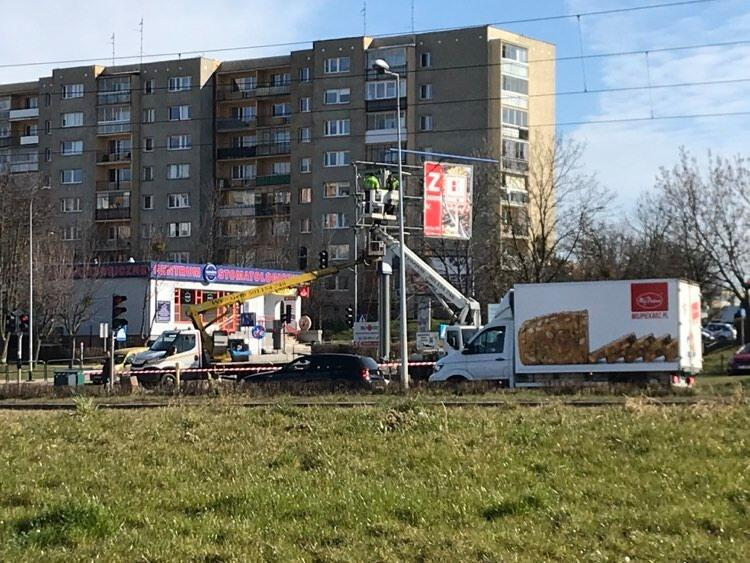 Demontaż reklam niezgodnych z Uchwałą Krajobrazową Gdańska
