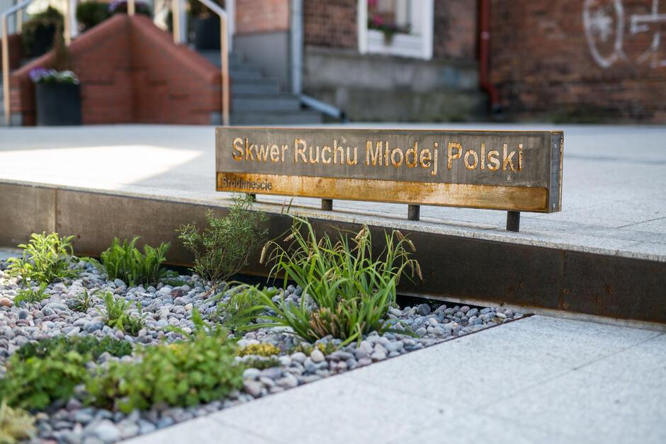 Skwer Ruchu Młodej Polski