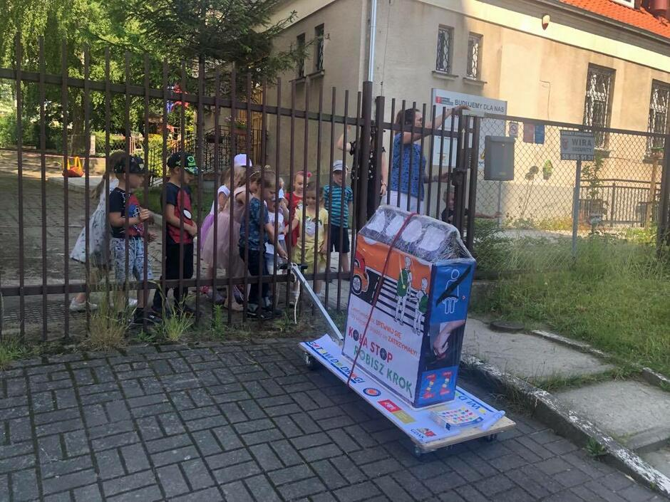 Zakończenie programu Gotowi do drogi - Autochodzik w roku szkolnym 2019/2020