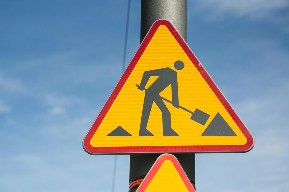 Na ul. Lubowidzkiej prowadzone będą prace związane z wymianą nawierzchni bitumicznej