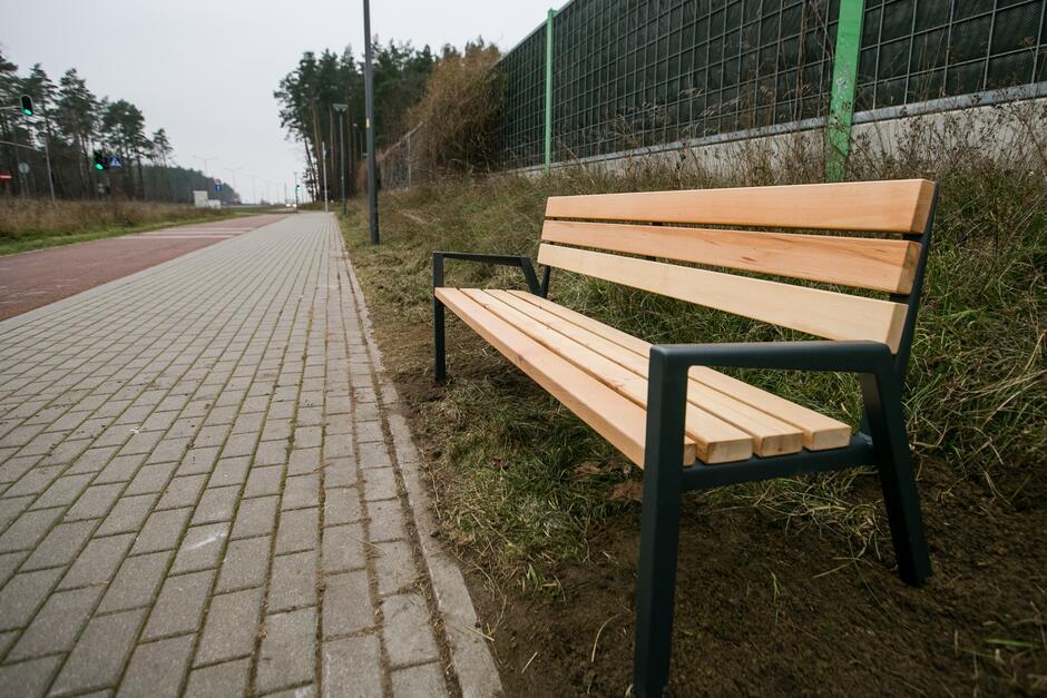 Na ulicach Gdańska pojawi się 114 nowych ławek