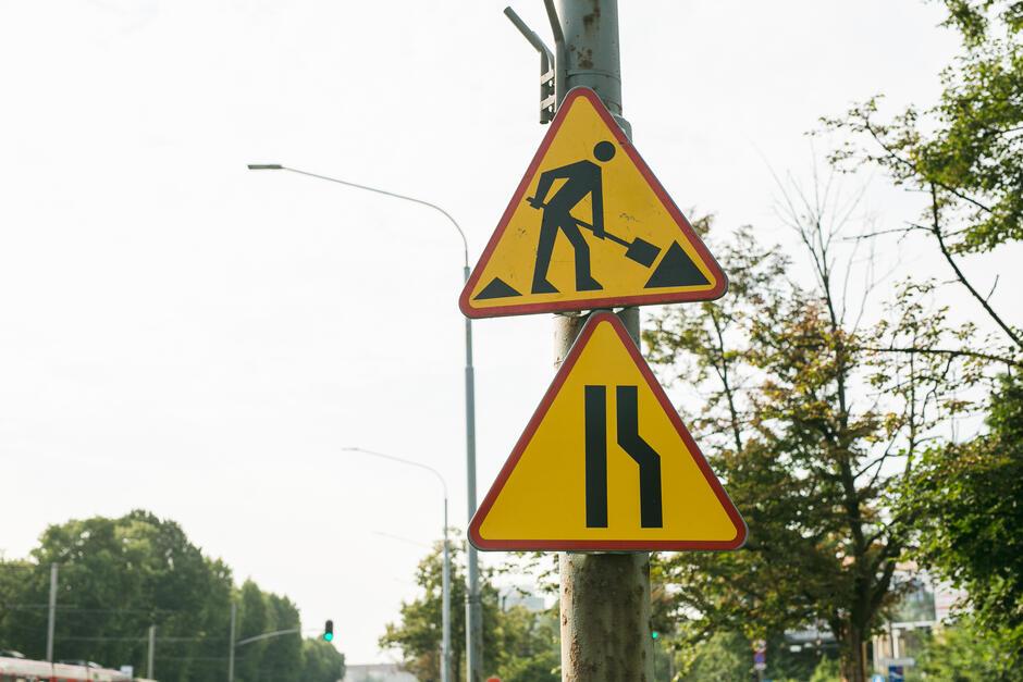 Prace na ul. Czyżewskiego będą wymagały zawężenie fragmentu jezdni