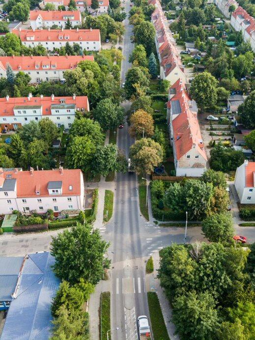 Wzdłuż ulicy Worcella przybędzie nowych 24 drzew