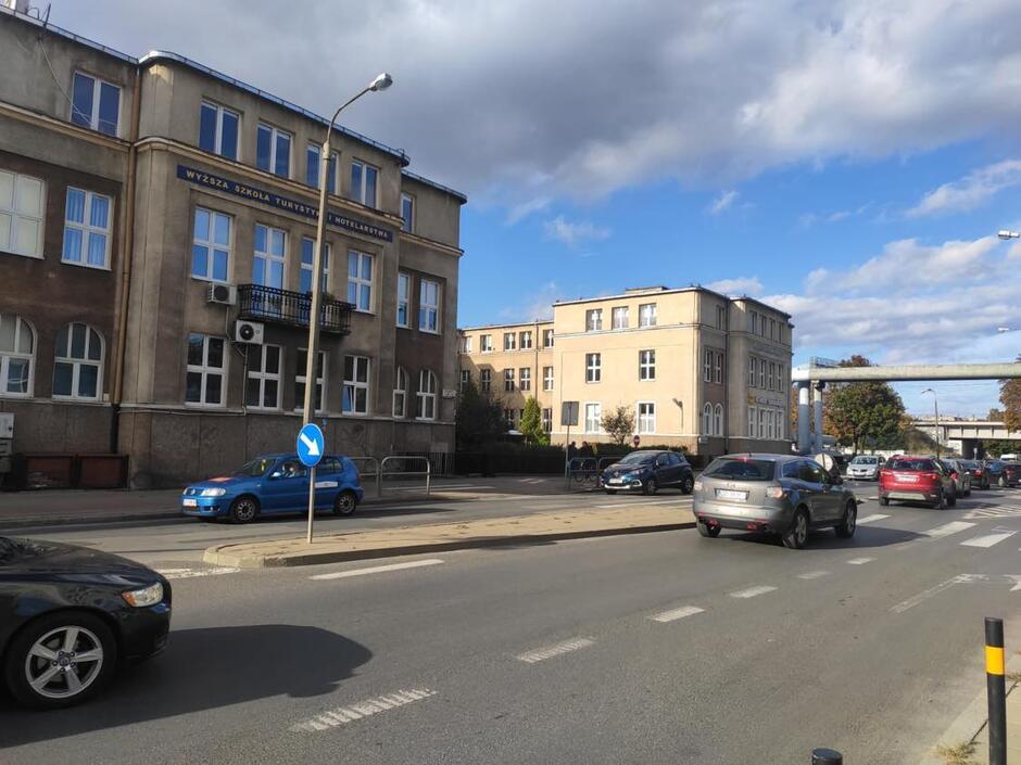 Prace na skrzyżowaniu ul. Miszewskiego i Uphagena potrwają do 23 października
