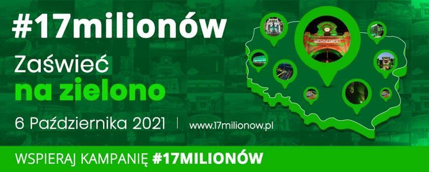 Gdańsk dołącza do akcji #17milionów