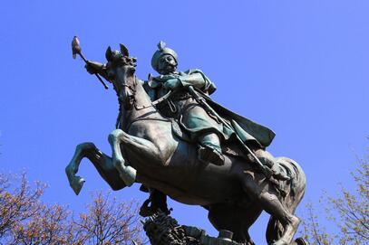 Pomnik króla Jana III Sobieskiego przejdzie gruntowną renowację