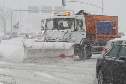 Gdańsk gotowy by łagodzić skutki zimy. Utrzymujemy blisko 1000 km dróg. Do dyspozycji 130 specjalistycznych pojazdów