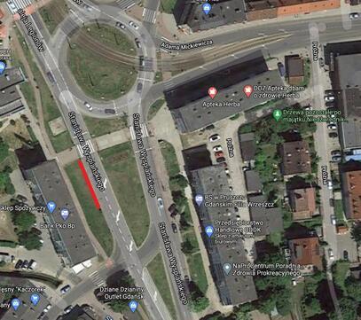 Powstanie nowy przystanek autobusowy na ul. Wyspiańskiego