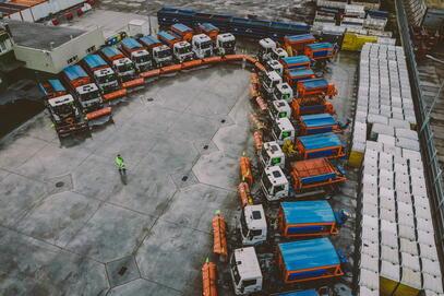 Gdańsk jest gotowy na nadejście zimy