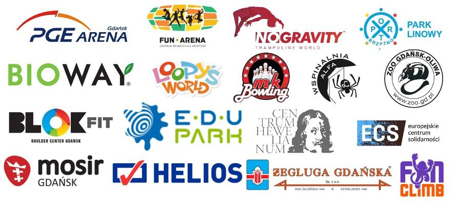 Zestaw Logotypów RoweroWyMaj