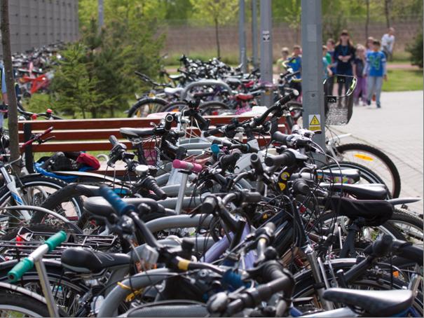 Tysiące rowerów