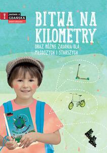 broszura dla dzieci Bitwa na kilometry
