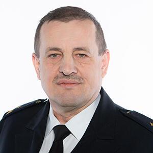 Zdjęcie zastępcy komendanta Straży Miejskiej w Gdańsku do spraw operacyjnych
